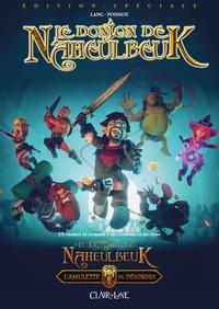 John Lang et Marion Poinsot - Le Donjon de Naheulbeuk Première saison : L'amulette du désordre - Edition spéciale jeu vidéo.