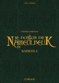 Livres gratuits torrents téléchargements Le Donjon de Naheulbeuk Saison 5 PDF CHM ePub par John Lang, Marion Poinsot 9782353258079