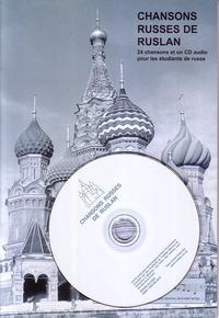 John Langran - Chansons russes en ruslan. 1 CD audio