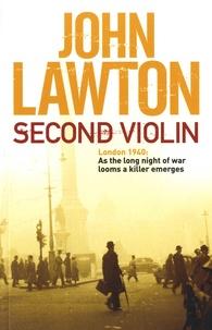John Lawton - Second Violin.