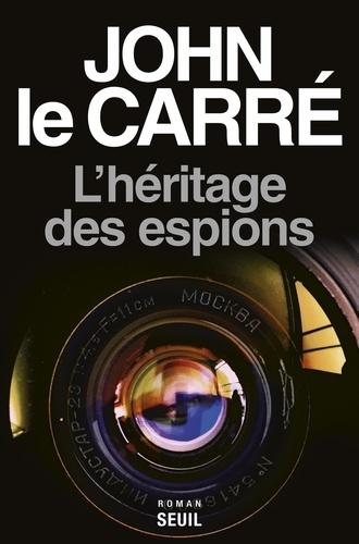 L'héritage des espions - John Le Carré - Format PDF - 9782021371369 - 15,99 €