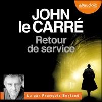 John Le Carré - Retour de service.