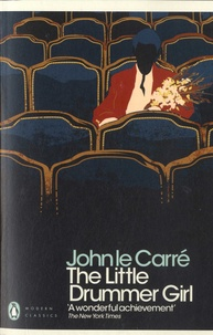 John Le Carré - The Little Drummer Girl.