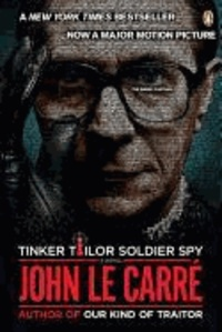 John Le Carré - Tinker, Tailor, Soldier, Spy.