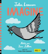 John Lennon et Jean Jullien - Imagine.