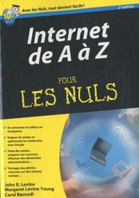 John Levine et Margaret Levine Young - Internet de A a Z.