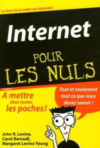 John Levine et Margaret Levine Young - Internet pour les Nuls.