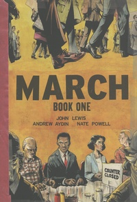 John Lewis et Andrew Aydin - March Book One.
