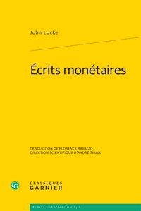 John Locke - Ecrits monétaires.
