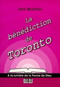 La bénédiction de Toronto.pdf