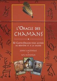 LOracle des Chamans - 52 Cartes-Oracles pour accéder au bien-être et à la sagesse.pdf