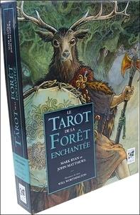 John Matthews et Mark Ryan - Le Tarot de la forêt enchantée.