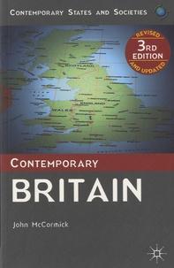 John McCormick - Contemporary Britain.