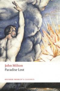 John Milton - Paradise Lost.