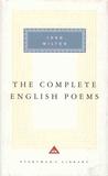 John Milton - The Complete English Poems.