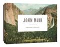 John Muir - John Muir Notecards.