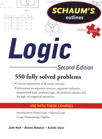 John Nolt et Dennis Rohatyn - Logic.