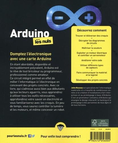 Arduino pour les nuls 3e édition