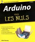 John Nussey - Arduino pour les nuls.