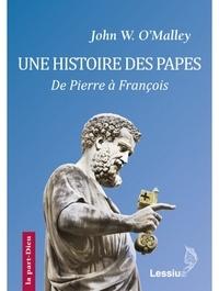 Deedr.fr Une histoire des papes - De Pierre à François Image