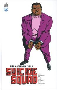 John Ostrander et Kim Yale - Les archives de la Suicide Squad Tome 3 : .