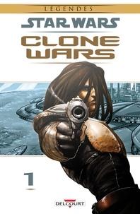 John Ostrander et Scott Allie - Star Wars Clone Wars Tome 1 : La défense de Kamino.