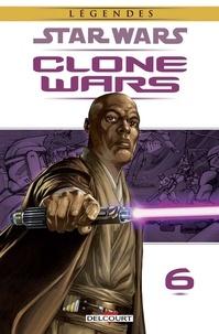 John Ostrander - Star Wars Clone Wars Tome 6 : Démonstration de force.