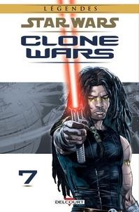 John Ostrander et Jan Duursema - Star Wars Clone Wars Tome 7 : Les cuirassés de Rendili.