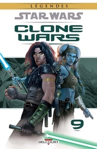 John Ostrander et Jan Duursema - Star Wars Clone Wars Tome 9 : Le siège de Saleucami.