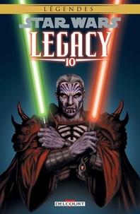 John Ostrander et Jan Duursema - Star Wars Legacy Tome 10 : .