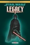 John Ostrander et Jan Duursema - Star Wars Legacy Tome 3 : Les griffes du dragon.