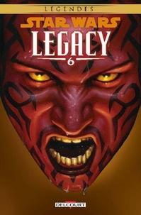 John Ostrander et Jan Duursema - Star Wars Legacy Tome 6 : Renégat.