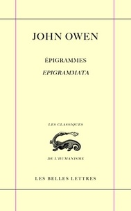 John Owen - Epigrammes/epigrammata - 1606-1612.