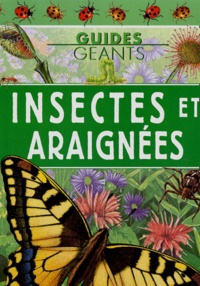 John Owen - Insectes et araignées.