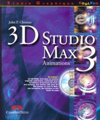 3D STUDIO MAX 3 ANIMATIONS. Avec un CD-Rom.pdf