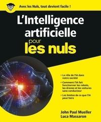 Manuels de téléchargement gratuits L'intelligence artificielle pour les nuls  9782412043523 en francais