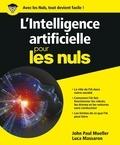 John-Paul Mueller et Luca Massaron - L'intelligence artificielle pour les nuls.