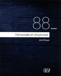 John Pitseys - Démocratie et citoyenneté.