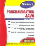 John R. Hubbard - Programmation Java.