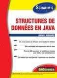 John R. Hubbard - Structures de données en Java - Livre+compléments en ligne.