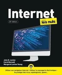 John R. Levine et Carol Baroudi - Internet pour les nuls.