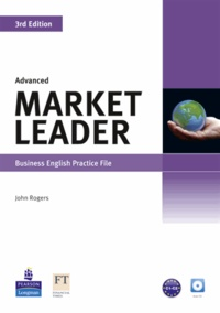 Ucareoutplacement.be Market Leader Advanced 3rd edition 2011 Practice File & Practice File CD Pack Image