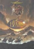 John Ronald Reuel Tolkien et Charles Dixon - Bilbo le Hobbit , coffret 2 volumes - Livre 1 ; livre 2.