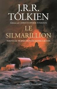 John Ronald Reuel Tolkien et Christopher Tolkien - Le Silmarillion illustré.