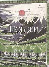 John Ronald Reuel Tolkien - The Hobbit.