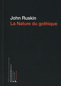 Epub books zip télécharger La nature du gothique
