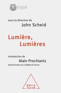 John Scheid - Lumière, Lumières - Colloque annuel 2015.