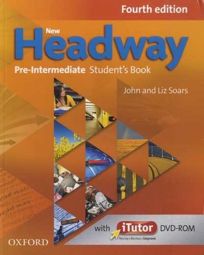 e304fb4e5 New Headway Pre-Intermediate - Student s Book. John Soars - Grand Format -  Decitre - Livre - 9780194769662