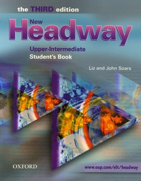 Feriasdhiver.fr New Headway Upper-Intermediate - Student's Book Image