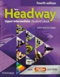 John Soars et Liz Soars - New Headway Upper-Intermediate - Student's Book. 1 DVD